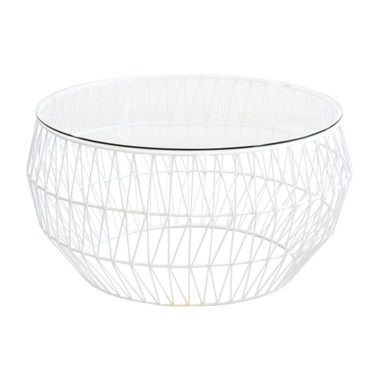 Arrow Coffee Table Large White