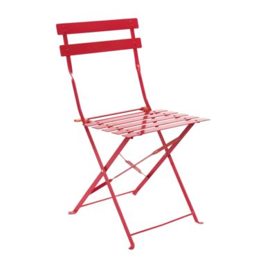 Botanical Chair Red