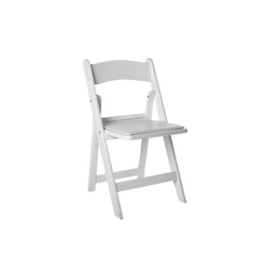 Children's Americana Chair White