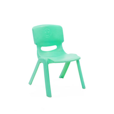 Children's Chair Aqua
