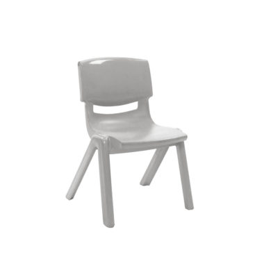 Children's Chair Grey