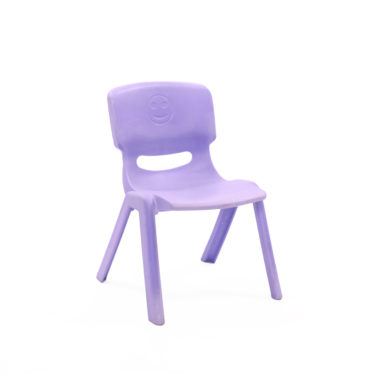 Children's Chair Purple