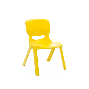 Children's Chair Yellow