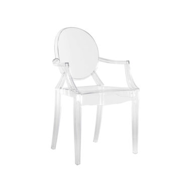 Children's Louis Chair Ghost
