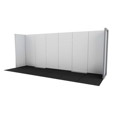 Manhattan Walling White Panels