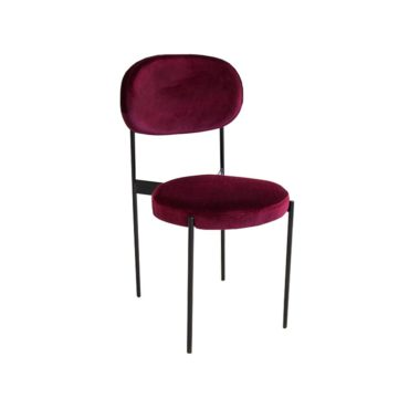 Soho Chair Beetroot