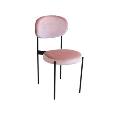 Soho Chair Blush Pink