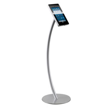 iPad Stand  Silver